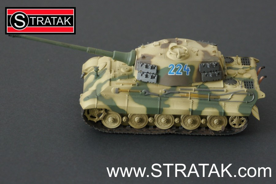 Easy Model 36220-1//72 Tiger I 505 - S.Pz.Abt Russia 1944 Late Production