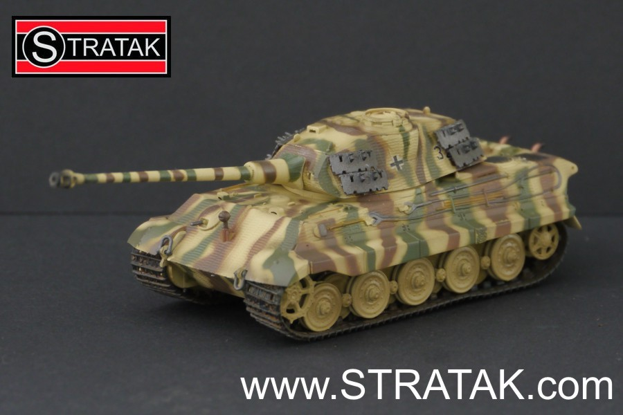 Easy Model 36298 Panzer Vi King Tiger Porsche S Pz Abt 503
