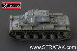Easy Model 36277 KV-1 Model 1941 captured tank