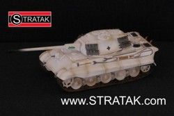 Easy Model 36299 Königstiger Porsche s Pz Abt 503 winter