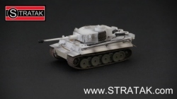 Easy Model 36208 Tiger I Early Type SS LAH Kharkov 1943