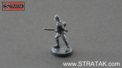 Axis & Allies Infantry Germany black