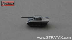 Axis & Allies Tank Panzer Panther Germany black