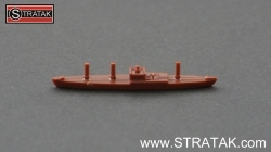 Axis & Allies transporter Liberty Russia dark brown