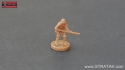 Axis & Allies Infantry Italy in brown colour