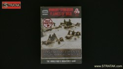 FLAMES OF WAR BB148 Log Emplacements Winter