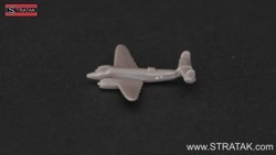 Axis & Allies strategischer Bomber PV-1 ANZAC grau