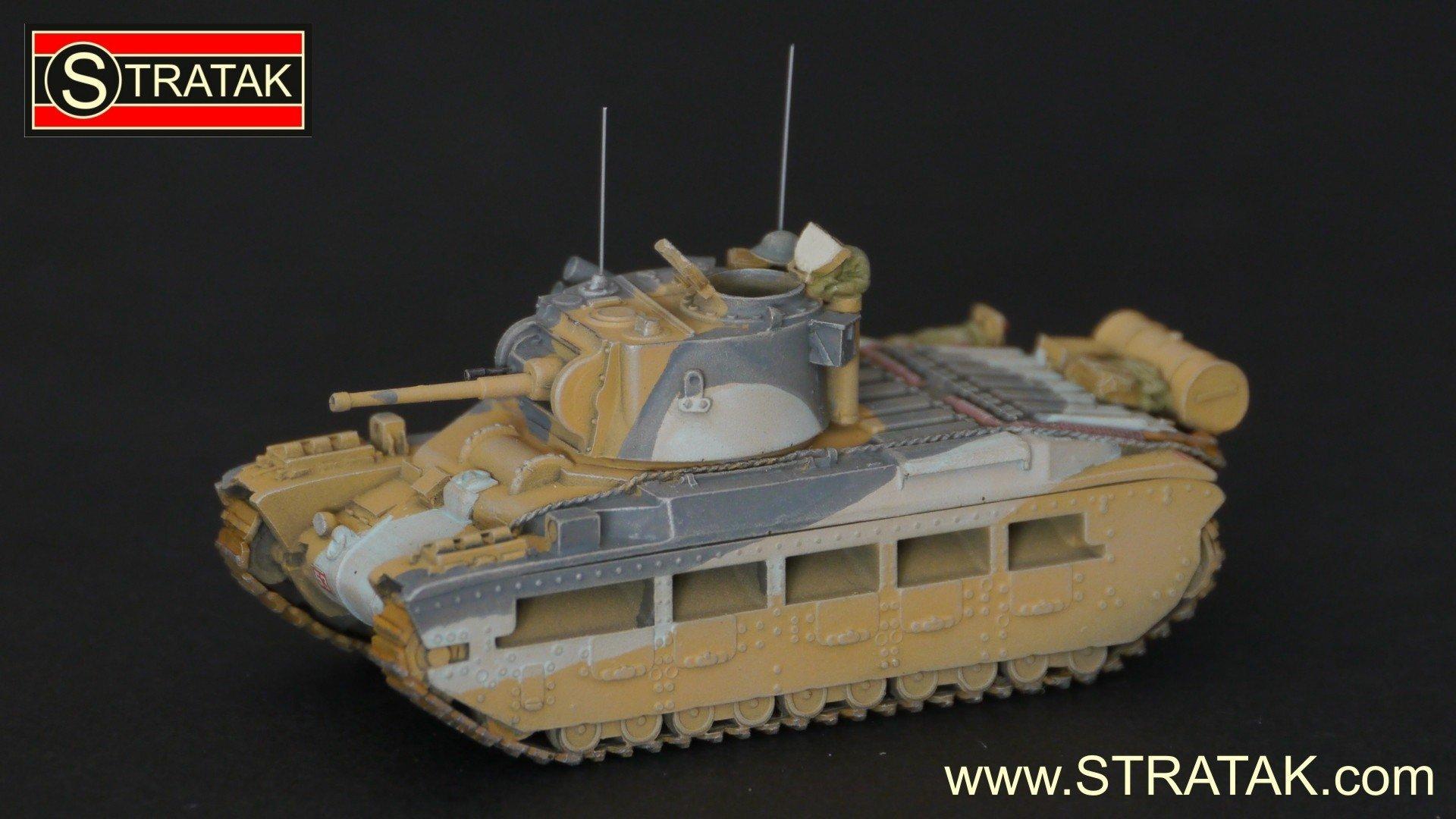 artitec 387 130 cm uk british tank matilda mark ii camouflageArtitec #14