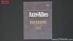 Axis & Allies PACIFIC 1940 second edition Spielregel