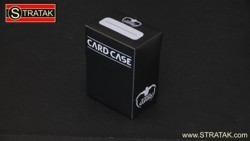 Ultimate Guard 75 Card Case schwarz