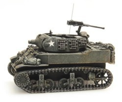Artitec 387.194 US Panzer Stuart Light Tank M8
