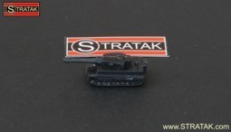 Axis & Allies tank Panzer VI Tiger I E Germany black