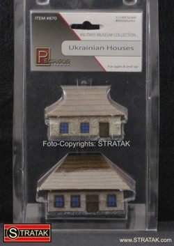 Pegasus Hobbies 870 2 ukrainian houses
