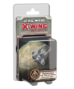 Heidelberger Star Wars X-Wing Protectorate Starfighter