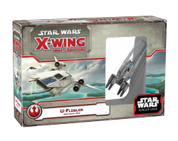 Heidelberger STAR WARS X-Wing U-Flügler