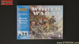 IMEX 527 World War II Easy Company American Troops
