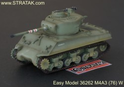 Easy Model 36262 M4A3 (76) W Sherman