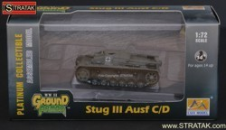 Easy Model 36141 StuG III Ausf. C/D Russia 1941-42