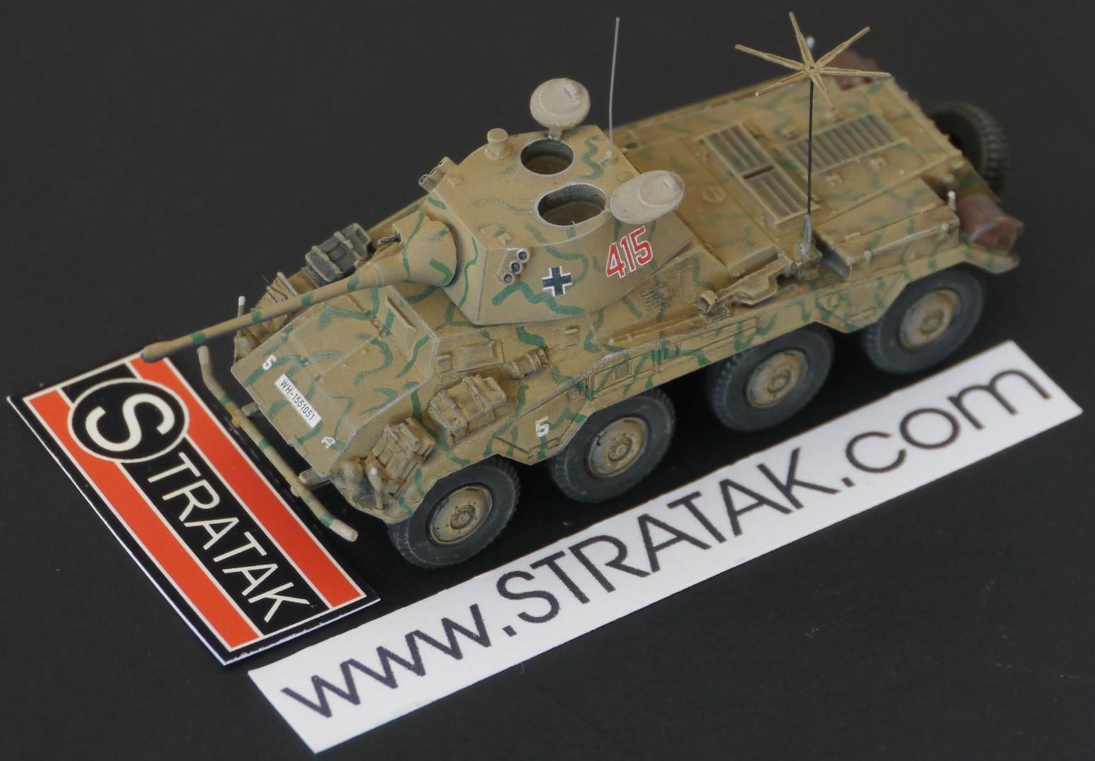 artitec 6870195 sd kfz 234 2 armoured car puma camouflageArtitec #9