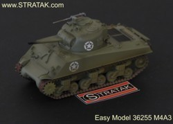 Easy Model 36255 M4A3 tank Sherman Panzer US Army