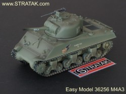 Easy Model 36256 M4A3 tank US Army Sherman