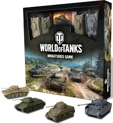 World of Tanks Miniatures Game Starter Box