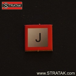 STRATAK WARS Besitzmarker Japan in rot