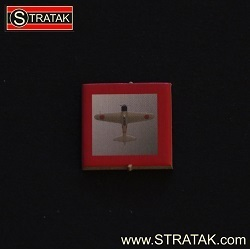 STRATAK WARS Marine Jägermarker Japan in rot