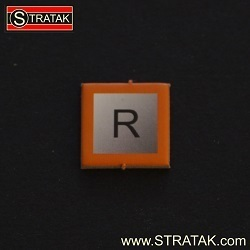 STRATAK WARS Besitzmarker Russland in orange