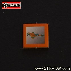 STRATAK WARS Jägermarker Russland in orange