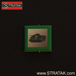 STRATAK WARS Panzermarker USA in grün