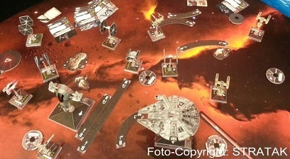STAR WARS Tabletops - Armada - Imperial Assault - X-Wing